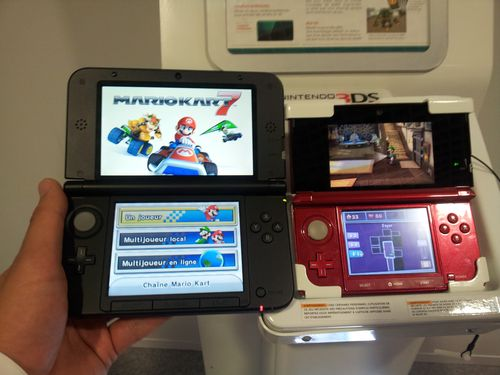 Nintendo 3DS XL vs 3DS