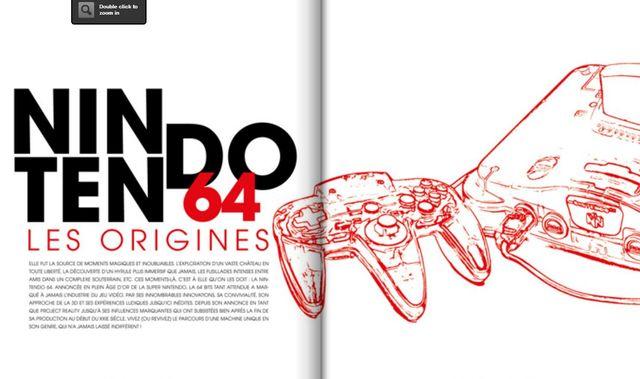 Nintendo 64 Anthologie: un livré dédié à la N64