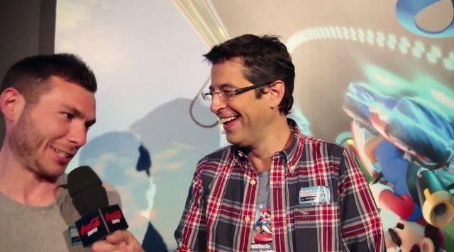 Mario Kart 8 : le tournoi en vidéo avec Bruce Grannec !
